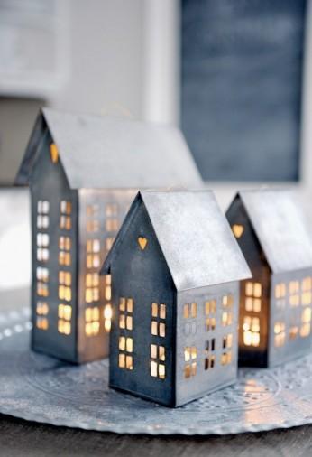 tin houses