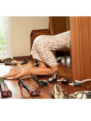 de clutter shoes