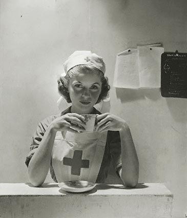 nurse tea